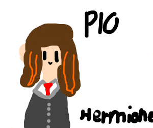 Hermione Granger (Harry Potter) PIO