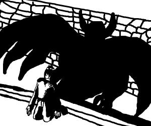 Demon's shadow