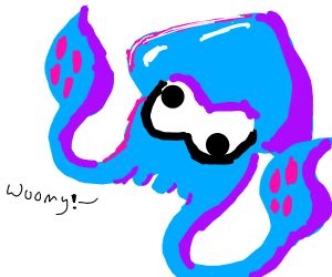 nintendo squid