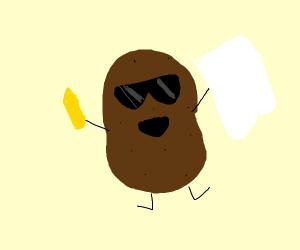 a potatoe