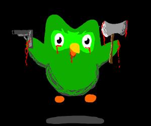 Duolingo is a murderer