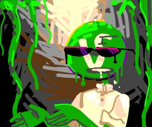 Vine monster