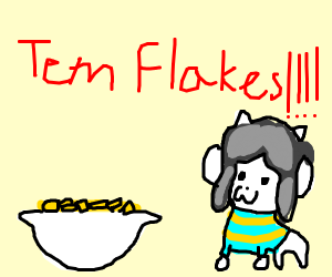 TEmMie FLaKEs (an original breakfast)