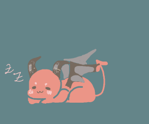 Sleepy Satan