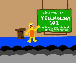 Yellmology!  The study of Yellmo!