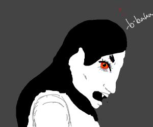 Its not like I wanted to spook you b-baka