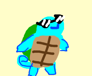 Swag Squirtle