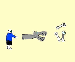 Sans vs BONES