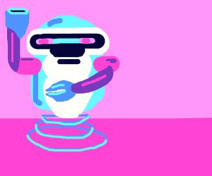 futuristic solider