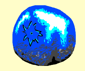 Massive blueberry