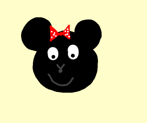Minnie Mouse?