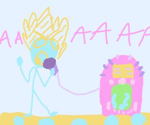 Intense karaoke