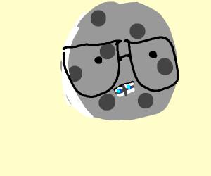 Nerdy Moon