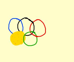 Dumpling Olympian