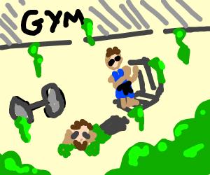 Gooey Gym