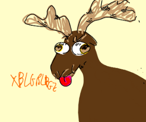 Mindless Moose