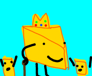The king of cheese