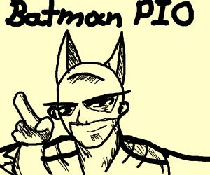 Batman PIO
