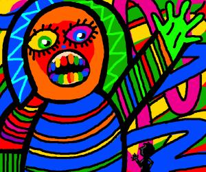 rainbow giant