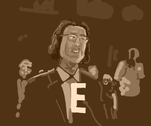 "The ""E"" meme"