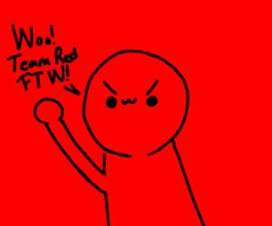 i'm team red