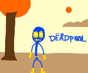 deadpool became swedish