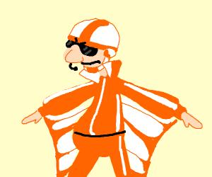 Orange dude from Despiciable Me