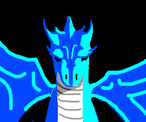 Blue Chromatic Dragon