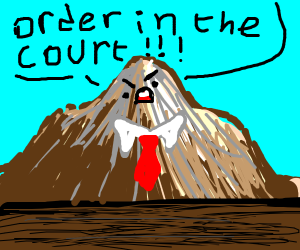 Mountain trial