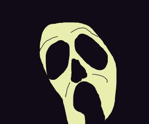 The scream horror movie