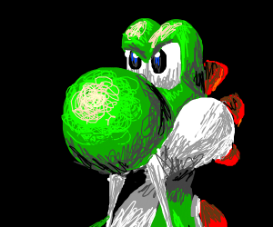 offended yoshi