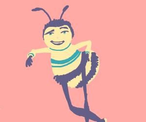 Bee likes jazz