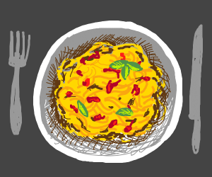 A Beautiful Italian Dinner