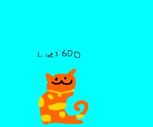 Cat Lives : x600