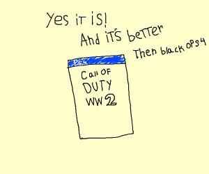 World war II?