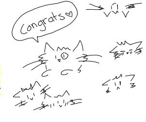 1,000 emotes. (Draw something cool)