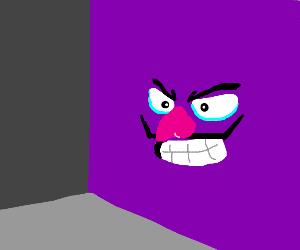 Wall-luigi (Get it, he's a wall)