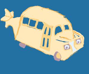 The magic school bus is exploring the ocean