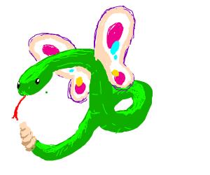 butterfly snake