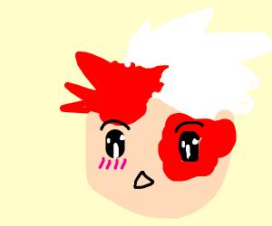 Deku boi is sad because no quirk :(