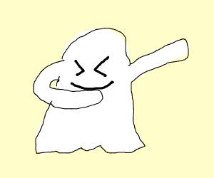 Ghost dabbing