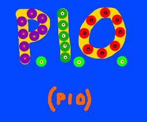 P. I . O