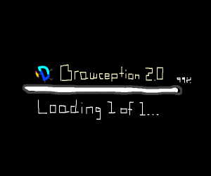 drawception 2.0 loading 99 percent