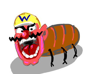 Wario bug