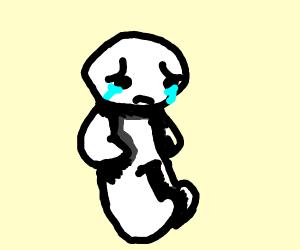the odd1sout is sad