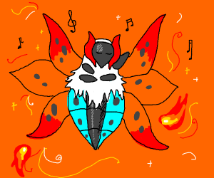 Draw your favorite Pokemon dancing
