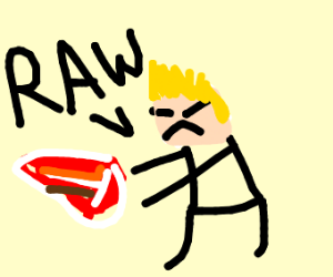 gordon ramsey it's RAW