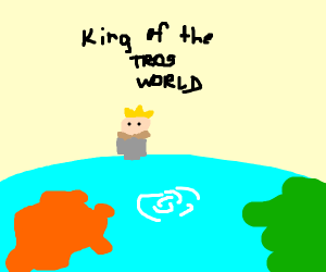 King Of The TROC World