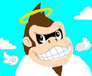 Donkey Kong is Heaven