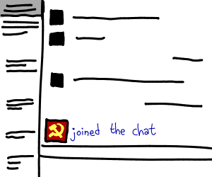 Communism Joined the chat!